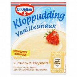 Dr. Oetker kloppudding vanille smaak (Saroma) - 74 gram