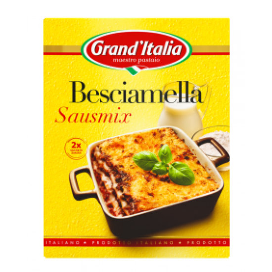 Grand'Italia Besciamella Sausmix - 2 x 50 gram