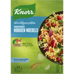 Knorr Wereldgerechten Hokkien Mie