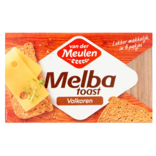 Melba toast volkoren - 120 gram
