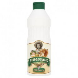 Oliehoorn fritessaus 25% - 900 ml