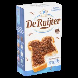 De Ruijter chocoladehagel melk - 380 gram