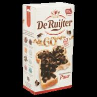 De Ruijter chocoladevlokken puur - 300 gram