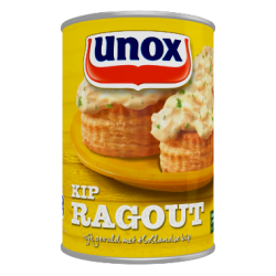 Unox kip ragout - 400 gram