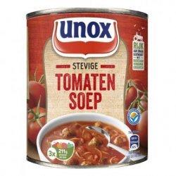 Unox stevige tomatensoep - 800ml