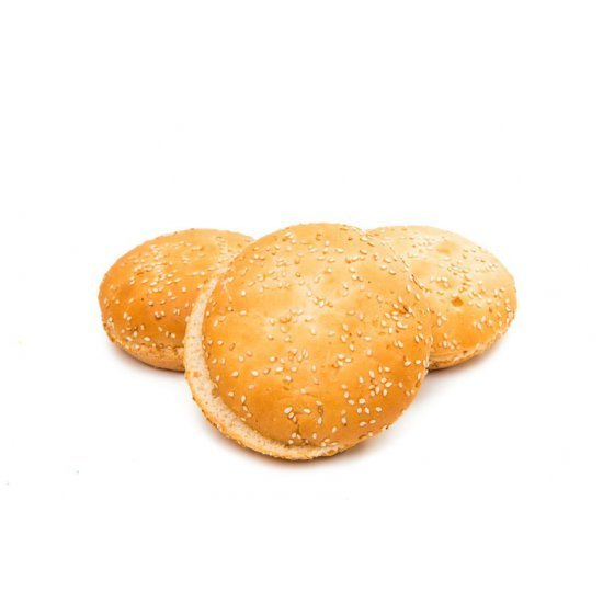 Hamburgerbrood wit