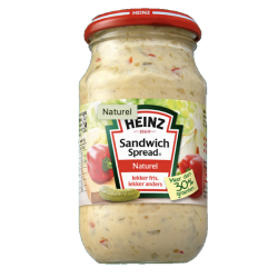 Sandwich spread naturel - 450 gram