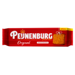 Peijnenburg ontbijtkoek ongesneden - 475 gram