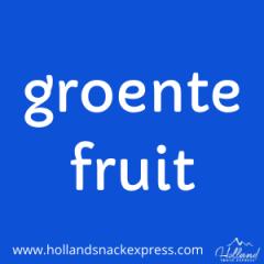 Groente / fruit