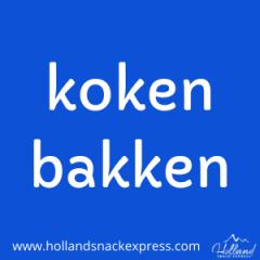 Koken / bakken