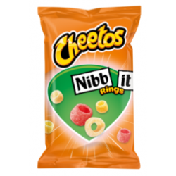 Cheetos Nibb-it rings - 110 gram