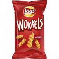 Lay's wokkels naturel - 100 gram
