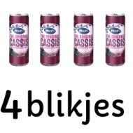 Hero Cassis - 4 blikjes