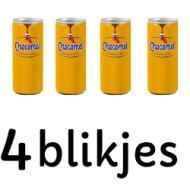 Chocomel - 4 blikjes