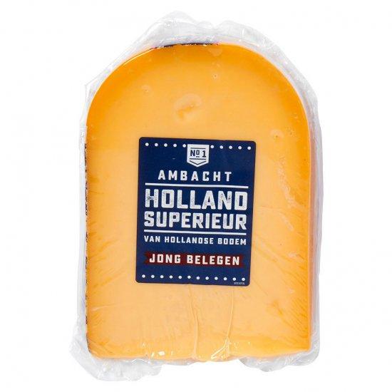 Hollandse jong belegen kaas - 650 gram
