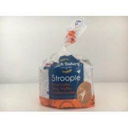 Roomboter stroopwafels - 252 gram
