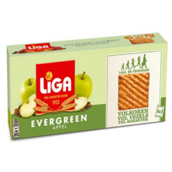 Liga evergreen appel - 250 gram