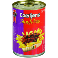Coertjens stoofvlees - 425 gram