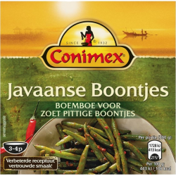 Conimex Javaanse boontjes