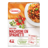 Mix voor macaroni en spaghetti - 41 gram
