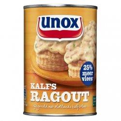 Unox kalfsvlees ragout - 400 gram