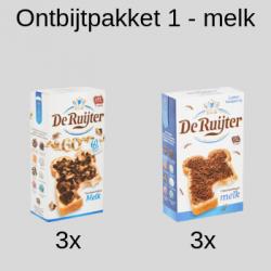 Ontbijtpakket 1 - melk