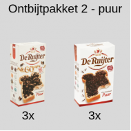 Ontbijtpakket 2 - puur