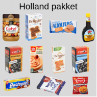 Holland pakket