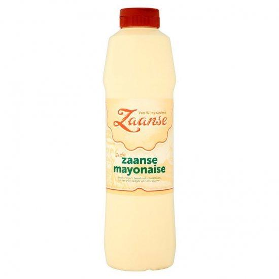 Zaanse mayonaise - 6 knijpflessen