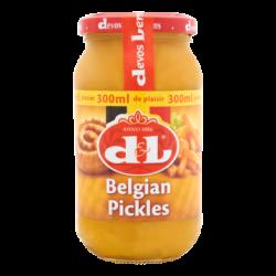 D&L Belgian pickles saus - 300 ml
