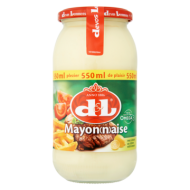 D&L mayonaise met citroen - 550 ml