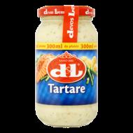 D&L tartare saus - 300 ml