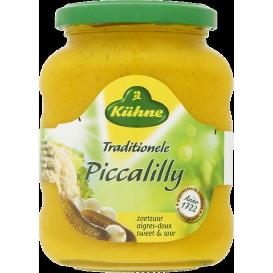 Kühne Hollandse piccalilly - 370 ml