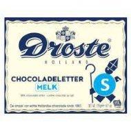 Chocoladeletter melk (letter S) - 135 gram