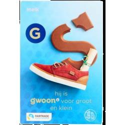 Chocoladeletter melk - 135 gram