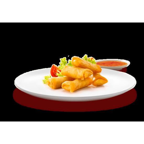 Mini loempia groenten