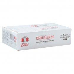 Kipburger - 24 stuks a 90 gram