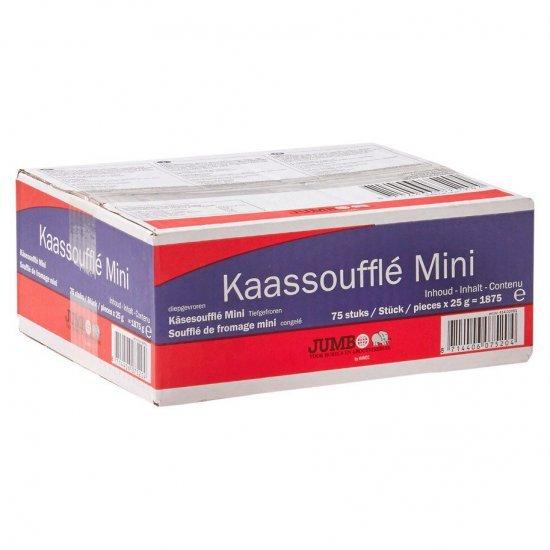 Mini kaassouffle - 75 stuks