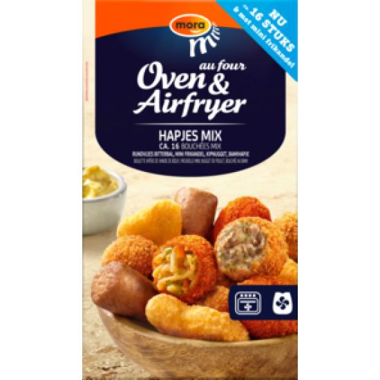 Oven / airfryer hapjes mix - 16 stuks