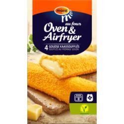 Oven / airfryer Goudse kaassouffles - 4 stuks