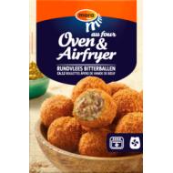 Oven / airfryer rundvleesbitterballen - 12 stuks