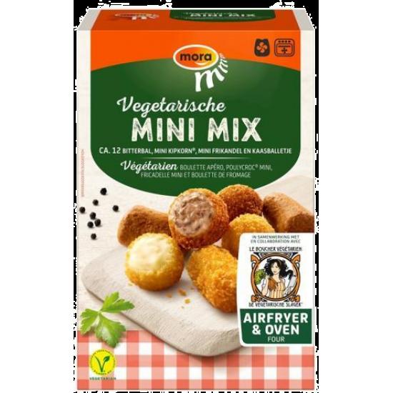 Vegetarische mini mix - circa 12 stuks