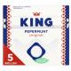 King pepermunt - 5 rollen