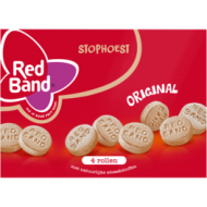 Red Band stophoest - 4 rollen