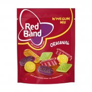 Red Band winegum mix - 280 gram