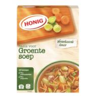 Honig basismix voor groentesoep - 53 gram