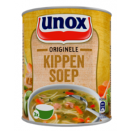 Unox originele kippensoep - 800ml