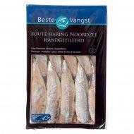 Hollandse Nieuwe - zoute haring - 10 stuks   *** ingevroren geleverd ***